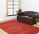 Jaipur Rugs - Flat Weave Wool Red and Orange CX-2357 Area Rug Roomscene shot - RUG1053851