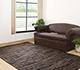 Jaipur Rugs - Flat Weaves Wool Beige and Brown CX-2357 Area Rug Roomscene shot - RUG1053856
