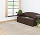 Jaipur Rugs - Hand Loom Linen Beige and Brown CX-2482 Area Rug Roomscene shot - RUG1070665