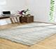Jaipur Rugs - Hand Loom Wool Beige and Brown CX-2556 Area Rug Roomscene shot - RUG1078799