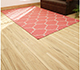 Jaipur Rugs - Flat Weave Wool Red and Orange DW-119 Area Rug Roomscene shot - RUG1033086