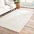 Jaipur Rugs - Hand Loom Wool and Viscose Ivory HLV-506 Area Rug Roomscene shot - RUG1110996