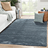 Jaipur Rugs - Hand Loom Wool and Viscose Blue HWV-2000 Area Rug Roomscene shot - RUG1066188