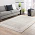 Jaipur Rugs - Hand Knotted Wool Grey and Black LCA-603 Area Rug Roomscene shot - RUG1054945