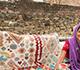 Jaipur Rugs - Hand Knotted Wool Ivory LE-50 Area Rug Roomscene shot - RUG1083992
