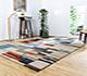Jaipur Rugs - Hand Tufted Wool Multi LET-1153 Area Rug Roomscene shot - RUG1064090