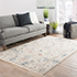 Jaipur Rugs - Hand Knotted Wool Ivory LSW-03 Area Rug Roomscene shot - RUG1061095