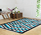 Jaipur Rugs - Flat Weave Cotton Ivory PDCT-114 Area Rug Roomscene shot - RUG1091524