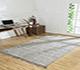 Jaipur Rugs - Flat Weave Cotton Blue PDCT-136 Area Rug Roomscene shot - RUG1091630
