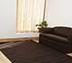 Jaipur Rugs - Flat Weave Wool Beige and Brown PDWL-65 Area Rug Roomscene shot - RUG1033152
