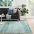 Jaipur Rugs - Hand Loom Viscose Blue PHPV-20 Area Rug Roomscene shot - RUG1111989