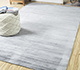 Jaipur Rugs - Hand Loom Viscose Grey and Black PHPV-20 Area Rug Roomscene shot - RUG1070385