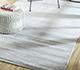 Jaipur Rugs - Hand Loom Viscose Grey and Black PHPV-20 Area Rug Roomscene shot - RUG1091275