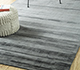 Jaipur Rugs - Hand Loom Viscose Grey and Black PHPV-20 Area Rug Roomscene shot - RUG1092634