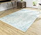 Jaipur Rugs - Hand Loom Wool and Viscose Green PHWV-80 Area Rug Roomscene shot - RUG1084144