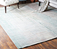 Jaipur Rugs - Hand Knotted Wool and Bamboo Silk Ivory SRB-701 Area Rug Roomscene shot - RUG1074136