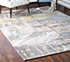 Jaipur Rugs - Hand Knotted Wool and Bamboo Silk Ivory SRB-709 Area Rug Roomscene shot - RUG1074526