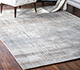Jaipur Rugs - Hand Knotted Wool and Bamboo Silk Ivory SRB-715 Area Rug Roomscene shot - RUG1074108
