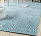 Jaipur Rugs - Hand Tufted Wool Blue TAC-4551 Area Rug Roomscene shot - RUG1088488