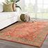 Jaipur Rugs - Hand Tufted Wool Red and Orange TAC-966 Area Rug Roomscene shot - RUG1018770