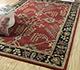 Jaipur Rugs - Hand Tufted Wool Red and Orange TAC-966 Area Rug Roomscene shot - RUG1036721