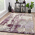 Jaipur Rugs - Hand Tufted Wool and Viscose Grey and Black TAQ-4306 Area Rug Roomscene shot - RUG1079596