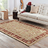 Jaipur Rugs - Hand Tufted Wool Beige and Brown TRC-139 Area Rug Roomscene shot - RUG1037663