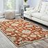 Jaipur Rugs - Hand Tufted Wool Red and Orange TRC-626 Area Rug Roomscene shot - RUG1021276