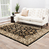 Jaipur Rugs - Hand Knotted Wool Beige and Brown JC-102 Area Rug Roomscene shot - RUG1042708